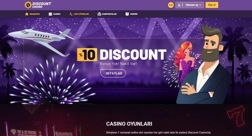 discount casino kayit ve uyelik islemleri nasil yapilir